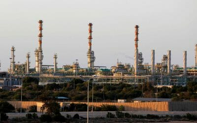 Libya's oil industry turns to China for help