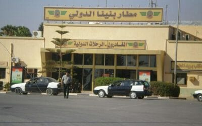 Eastern Libyan government contracts Bank of Commerce and Development to build Benina airport terminal