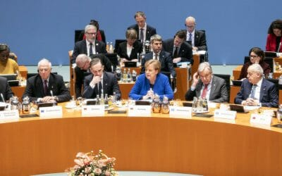 The 57 CONCLUSIONS from the BERLIN CONFERENCE on LIBYA