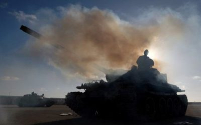 Wagner, shadowy Russian military group, 'fighting in Libya'
