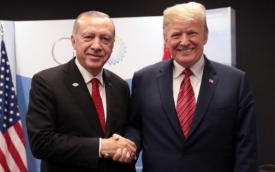 Trump urges Libya de-escalation on call with Erdogan – White House