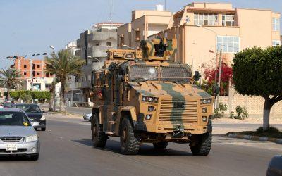 Iibya Needs European Boots on the Ground