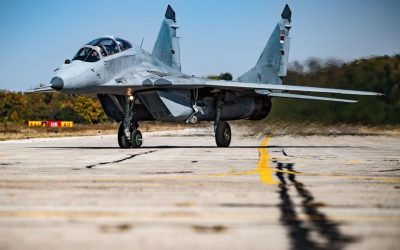 Russia Warplanes Reported In Libya After Local Proxy Loses Key Airbase