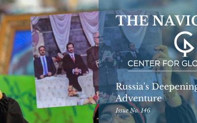 Russia's Deepening Libyan Adventure