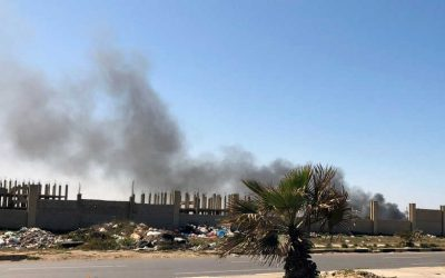 What does Libya's 'Syrianization' scenario mean for key actors