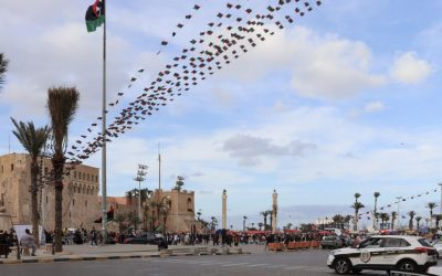 HAFTAR, TRIBAL POWER, AND THE BATTLE FOR LIBYA