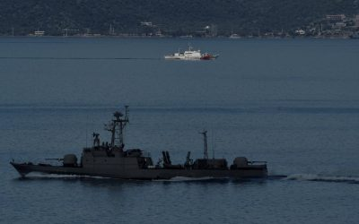 Drama in the Med: Greek navy tries to stop cargo ship accompanied by Turkish frigates
