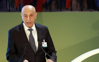 Head of Libya's Eastern-Based Parliament to Visit Moscow on Sunday, Source Says