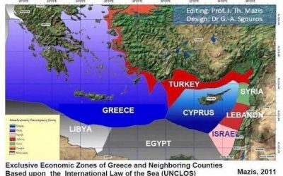 US says that despite Turkeys objections, Greek islands have an economic zone