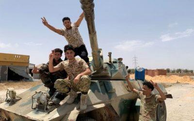 Donald Trump joins calls for Libya ceasefire