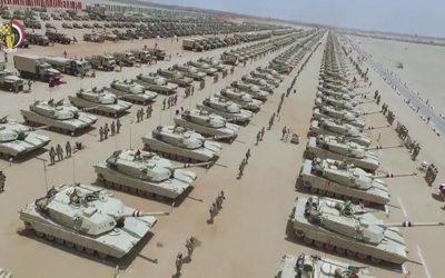 Libya's Eastern parliament asks Egypt military to intervene