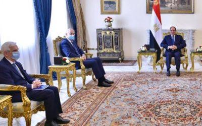 Sisi tells Greek FM Egypt seeks to fill Libya power vacuum
