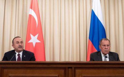 Turkey, Russia diplomats to meet for Libya talks in Istanbul