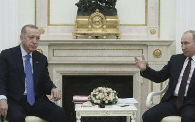 The maritime threat to Turkey-Russia ties