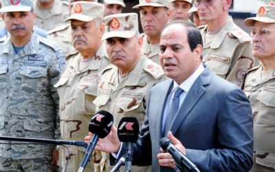 Will Egypt Send Troops Into Libya?