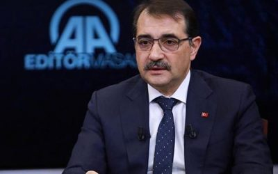 Turkish Energy Minister: Ankara to build 2 power plants, drill for oil in Libya in 3 months