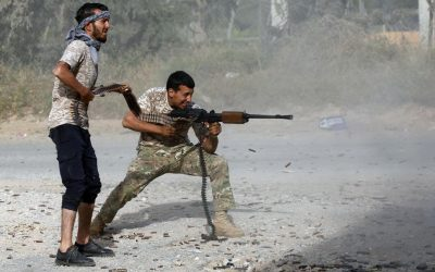It's a mess. It's a strategic conflict. It's Libya, and it could get much worse.