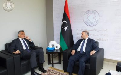 Italy prepared to send specialized teams to remove mines in Tripoli