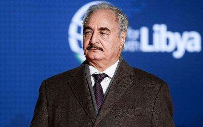 Libyan Oil Industry Thrown Into More Chaos as Haftar Digs In