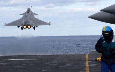 Libya crisis: France suspends Nato mission role amid Turkey row