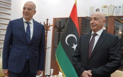 Greece to open consulate in Benghazi