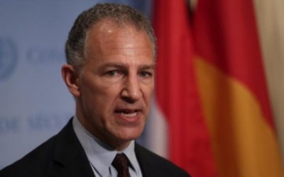 Amb. to Egypt reviews US 'clear' stance on Libya, steps to resolve crisis