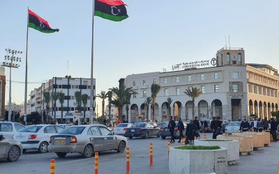 Turkey's market share in Libya could increase to 30%
