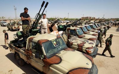 Will The Egyptian And Turkish Militaries Clash In Libya?