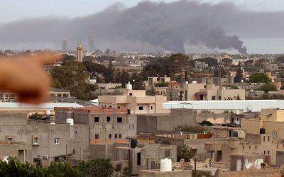 Turkish businessmen seek early foothold in Libya with July visit