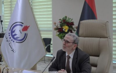 Guns and oil do not mix, Libya's NOC warns