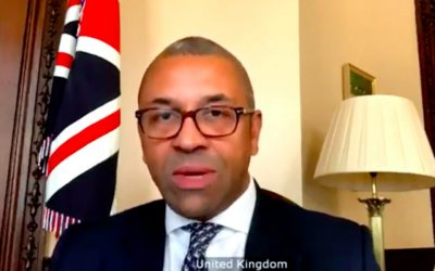 Statement by the Rt Hon James Cleverly MP, Minister of State for Middle East and North Africa, at the Security Council briefing on the situation in Libya