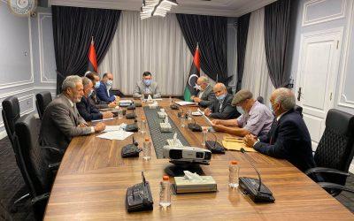 Al-Sarraj agrees to raise capital of Libya's General Electricity Company