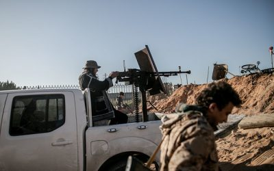 UN expresses readiness to support Libya in security sector reform