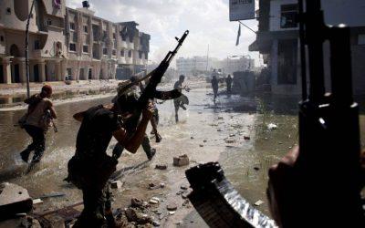 The truth behind war crimes in Libya