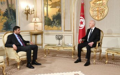 Libya and Tunisia discuss the activation of 'joint economic projects'