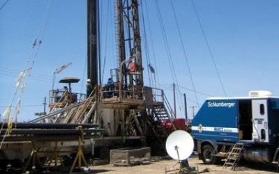 Sanallah discusses with Schlumberger the establishment of a training center in Benghazi