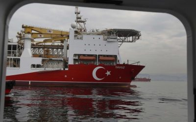Turkey resumes aggressive East Med policies, ratchets up tensions
