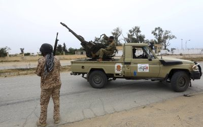 Syrian regime sends more arms, fighters to Haftar, Libyan Army says