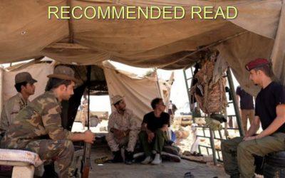 Libya crisis: Rival authorities announce ceasefire