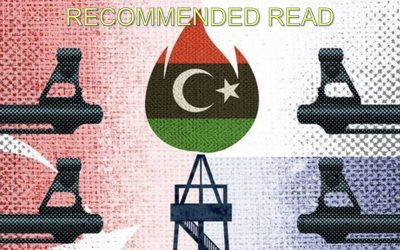 Tracking Libya's 'splendid little war'
