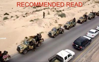 Libya: The first Mission for an EU Battlegroup?