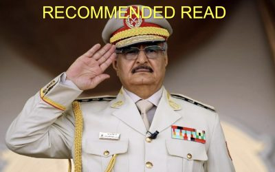 Haftar and the PR firm: Ex-UK diplomat was involved in plan to improve Libya warlord's image