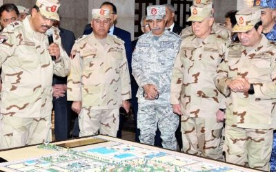 Fear of Instability Behind Egypt's Readiness to Send Troops to Libya, Experts Say