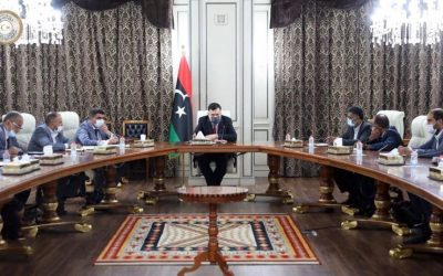 Al-Sarraj reviews resuming suspended electricity projects