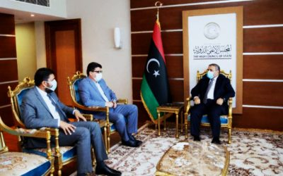 HCS, Finance Ministry and Audit Bureau discuss anti-corruption efforts