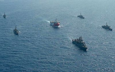Turkey's New Mission on the Cyprus/Egypt Front