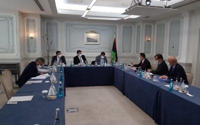Shakshak discusses the return of Turkish companies to Libya