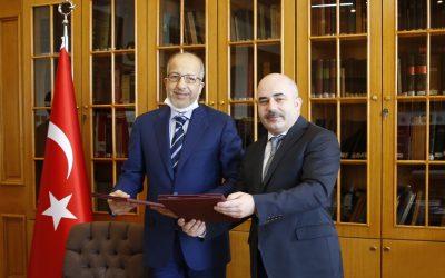 Turkish, Libyan central banks sign cooperation deal
