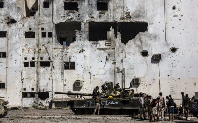 Russia, China blocking report into Libya conflict arms embargo violations
