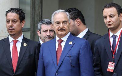 US says Haftar agrees to lift Libya oil blockade